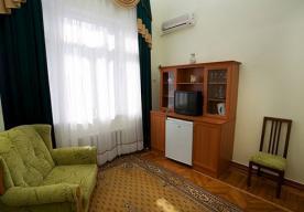 Гостиная в номере 2-комнатный ПОЛУЛЮКС в корпусе 2