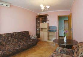 Гостиная в номере 2-комнатный ПОЛУЛЮКС в корпусе 3