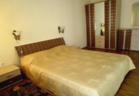 Спальня в номере 2-комнатный ЛЮКС в корпусе 7