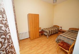 Спальня в номере 2-комнатный СТАНДАРТ в корпусе 2