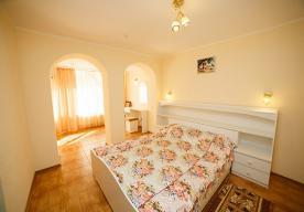 Спальня в номере 2-комнатный СТАНДАРТ